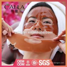 Cristal OEM máscara de chocolate de umidade profunda