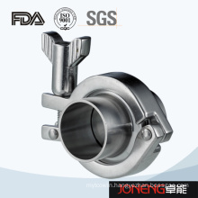 Stainless Steel Single Pin Food Grade Clamp (JN-CL2002)