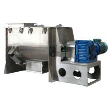 Big capacity double helix blender horizontal ribbon mixer for wheat powder