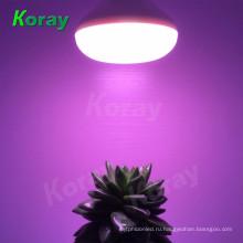 Гидропоника, садоводство, цветы и овощи полный спектр E27 из светодиодов светать лампы