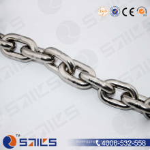 Rigging Hardware Stainless Steel DIN766 Chain
