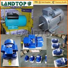LANDTOP gute Qualität einphasig 1400 U / min Motor