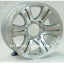 S713 roue en alliage 17x7.5 pour toyota