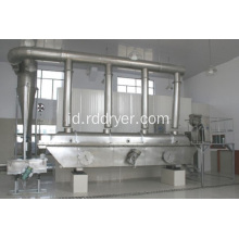 High Throughput Bergetar Fluid Bed Dryer Machinery