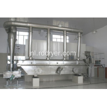 High Throughput Vibrating Fluid Bed Dryer Machinery