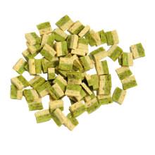 Pet Food OEM Vegetable Cubes Nutritious Pet Snacks for Dog