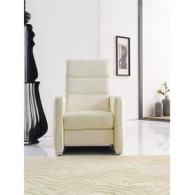 Echtes Leder Chaise Leder Sofa Elektrisch Verstellbares Sofa (770)