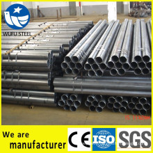 ERW sch40 101.6mm steel pipe in good quality