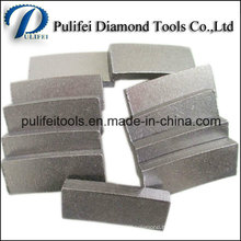 Solid Diamond Segment for Marble Block Cutting