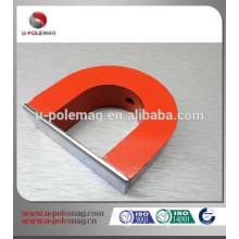 AlNiCo U магнит формы для образования