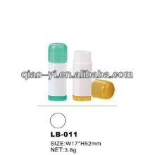 LB-011 tubos de bálsamo labial para niños