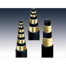0,28 mm laiton enduit flexible métallique