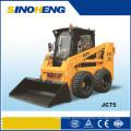 Mini Minicarregadeira, Mini Escavadeira com CE Jc75
