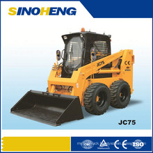 Mini Skid Steer Loader, Mini Digger with CE Jc75