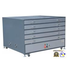 Тдп-70100 электрическое Отопление система сушки для шелкографии рамы