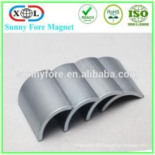 N42 Grade Rotor Form Ndfeb Magnet stark
