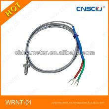 WRNT-01 k tipo termopar en un alto grado