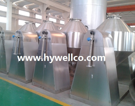 Vacuum Rotary Dryer