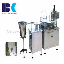 Máquinas de enchimento de alimentos líquidos