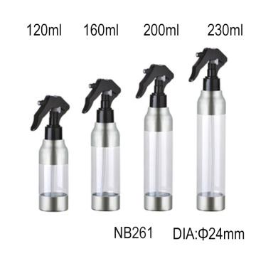 Plastic Pet Bottle with Mini Trigger Sprayer (NB261)