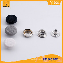 Nylon Cap Metal Botão Snap BM10776