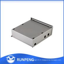 Enceinte d'extrusion en aluminium électronique de haute qualité