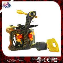 Machine de tatouage à rouleaux de 8 ou 10 bobines en Chine