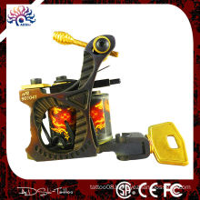 8 Or 10 Wrap Coil Handmade Tattoo Machine in China