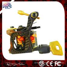 8 ou 10 Wrap bobina artesanal máquina de tatuagem na China