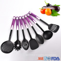 conjunto de utensílio de cozinha plástico durável para cozinha de uso doméstico