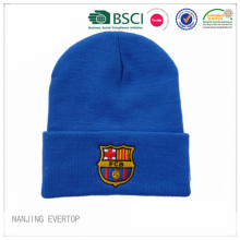 Manchester United Knitted Football Fan Hat