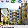 شهادة الأوروبي الجاهزة البناء السكني الهيكلي / البناء التجاري