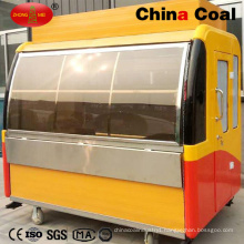 Long Service Life Food Vending Cart Trailer
