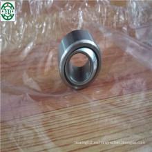 Rodamiento esférico esférico radial del acero inoxidable de la alta precisión Ge8e Ge10e