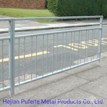 Hot Dipped Galvanized Road Safety Guardrails Pedestrian Guard Rail