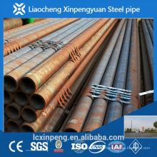 Fabrication et exportation de tubes et tuyaux en acier sans soudure Sch40 haute précision laminés à chaud