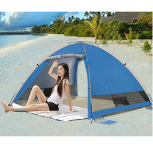 Outdoor Beach Automatic Speed 3-4 People Open Fast Fishing Tent