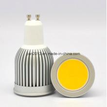 GU10 5W COB Epistar Luz LED Spot
