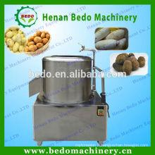 2015 vente chaude en acier inoxydable machine à éplucher les pommes de terre / machine à éplucher les pommes de terre / pomme de terre peau machine 008613253417552