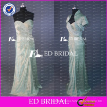 ED Bridal Real Sample Beaded Sweetheart Taffeta Sheath Mother Of The Bride Dress With Short Sleeve Jacket 2017