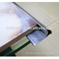 Stainless Steel Tile Trim