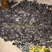 Alambre recocido negro Alambre de unión de alambre galvanizado