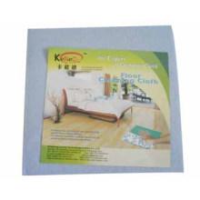 6PCS quadrado molhado pano limpo do quarto