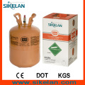 R404a 24lb/10.9kgs Cylinder Price for Sale
