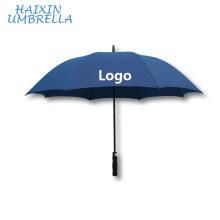 Auto Aberto Personalizado Design de Marca Seu Próprio 30 Polegada Mens Publicidade Golf Tipo Logotipo Impressão Sports Umbrella Brindes Promocionais