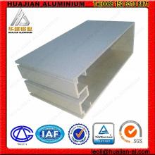 Китайский алюминиевый профиль для навесной стены