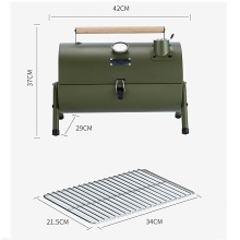 easily assembled grill electric bbq
