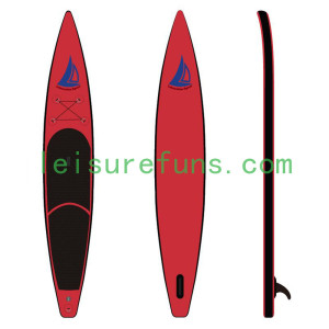 stiff Inflatable Racing paddleboard
