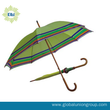 Quality Straight  Square Rain Umbrella
