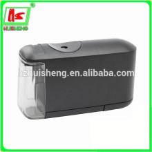 ABS material circular knife cosmetic pencil sharpener